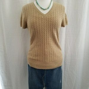 Gap Cable Stitch Sweater